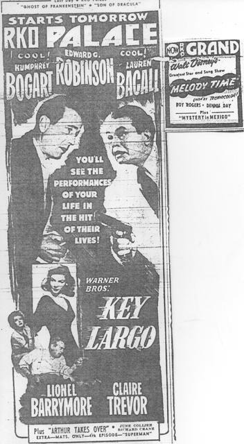 """""""Key  Largo"""""""