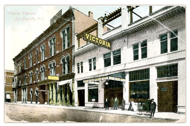Victoria Theatre...La Fayette Indiana