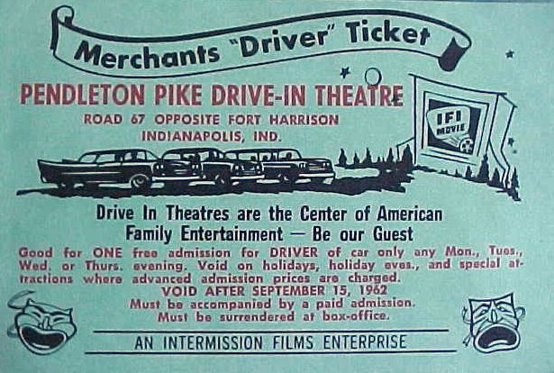 Pendelton Pike Drive-In