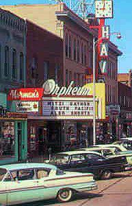 ORPHEUM Theatre; Havre, Montana.