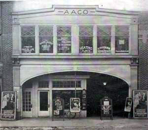 NEW (AACO, SQUIRE) Theatre; Aberdeen, Maryland.