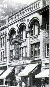 ORPHEUM Theatre; Butte, Montana.