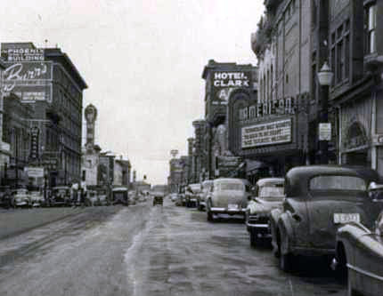 AMERICAN Theatre; Butte, Montana.