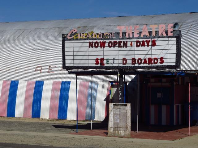 Cinadome Theatre