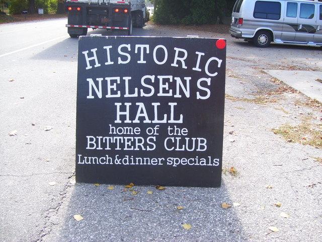 Nelsen's Hall