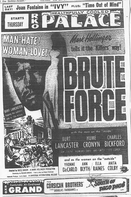 """Brute Force"""
