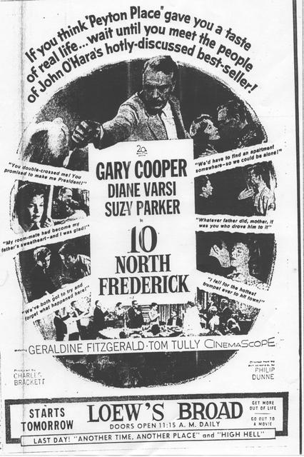 """10 North Frederick"""