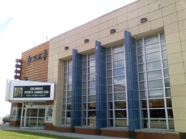 Beechwold Theatre Facade