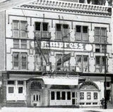 EMPRESS Theatre; Butte, Montana.