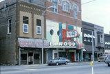 ELWOOD (LYRIC, MACK, CLASSIC) Theatre; Elwood, Indiana.