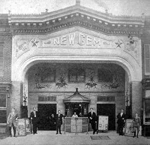 NEW GEM Theatre; Baltimore, Maryland.