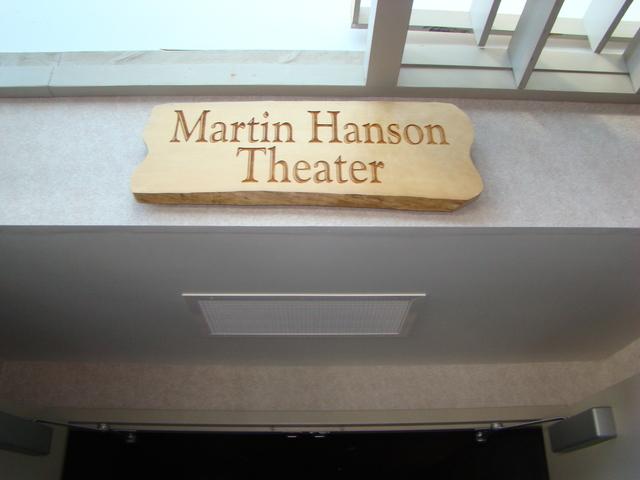 Martin Hanson Theater