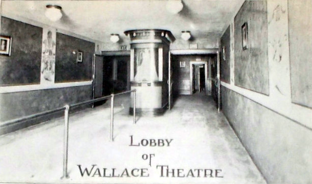 WALLACE Theatre; Wooster, Ohio.