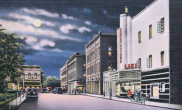 LAKE Theatre; Lake City, Florida.