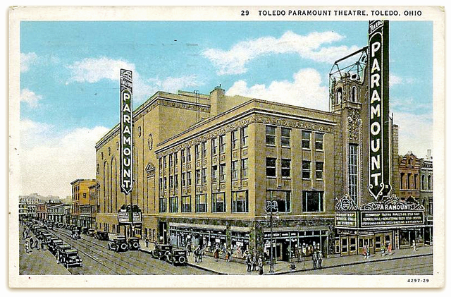Paramount Theater...Toledo Ohio