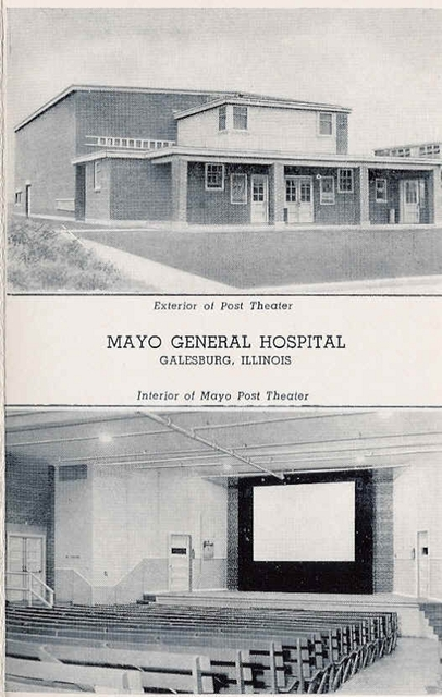 Mayo General Hospital Post Theater