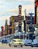 SHEBOYGAN Theatre; Sheboygan, Wisconsin.