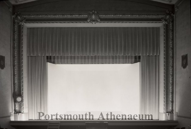 Colonial Interior, Proscenium