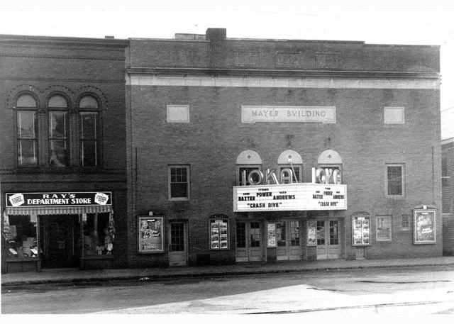 IOKA Exterior, 1943