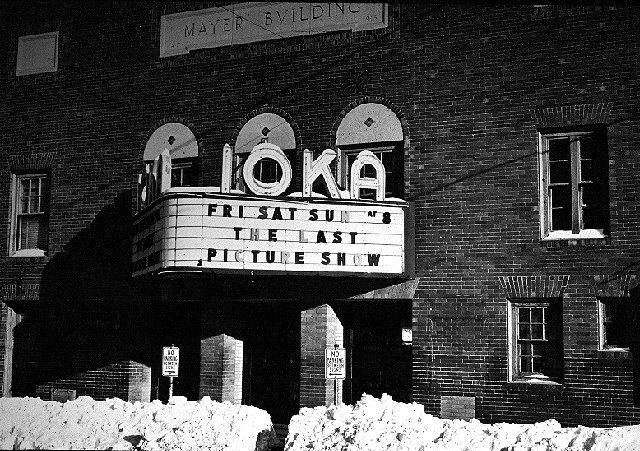 IOKA Exterior, 1971
