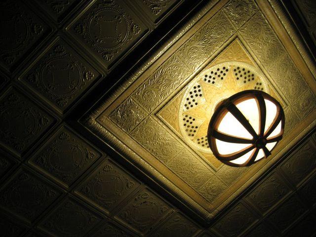 IOKA Interior, Ceiling