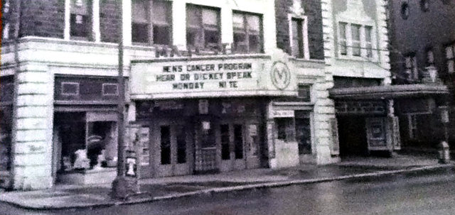 MAJESTIC Theatre; Shamokin, Pennsylvania.