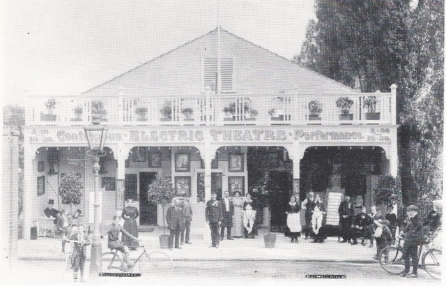 The Summerlands Electric Theatre in Muswell Hill