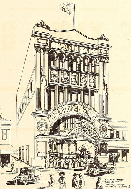 Colonial Theatre No. 2, Sydney, New South Wales