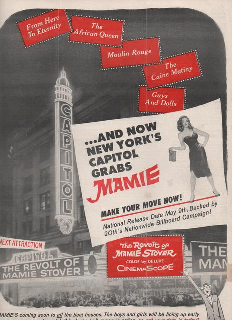 """The Revolt of Mamie Stover"""