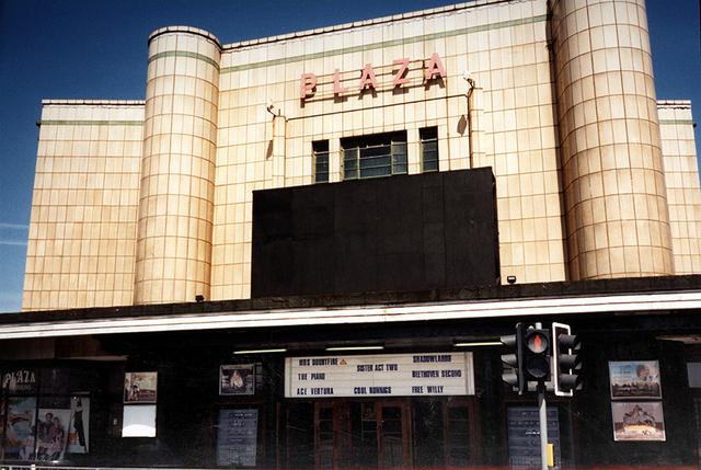 Exterior May 1994