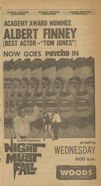 Chicago movie ad