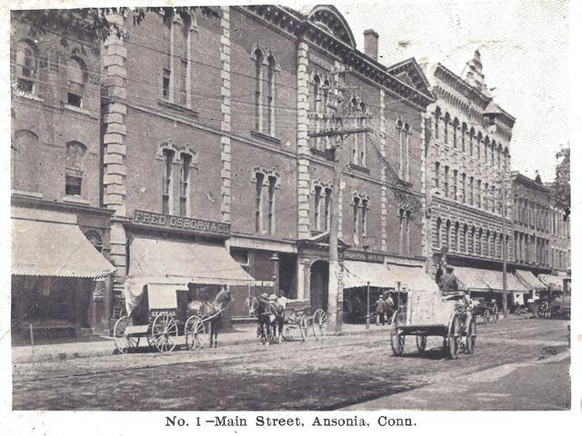 Ansonia Opera House