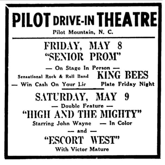Pilot Drive-In