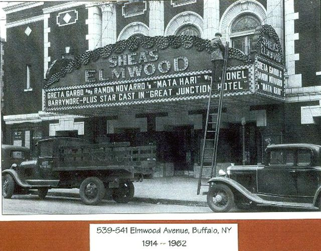Shea's Elmwood Theater