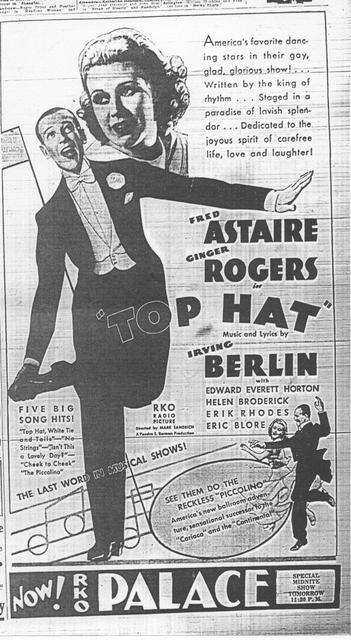 """""""Top Hat"""""""