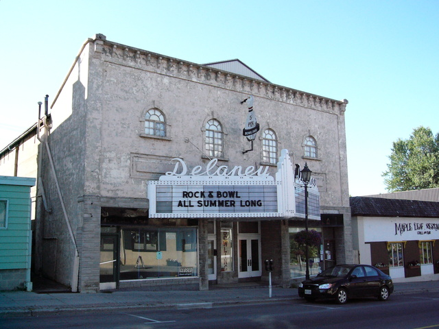 Delaney Theatre