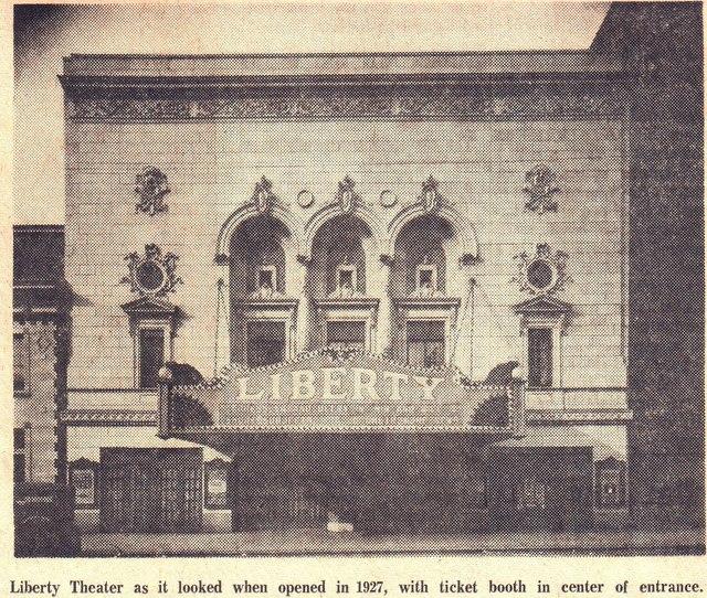 Liberty, Original Marque
