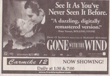 Carmike 12 Grand Opening - Gone With the Wind