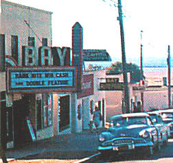 BAY Theatre; Morro Bay, California.