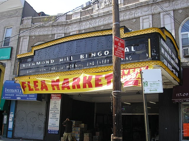 Richmond Hill Bingo Hall