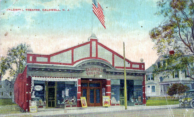 CALDWELL Theatre; Caldwell, New Jersey.