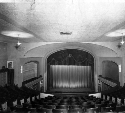 COLUMBIA Theatre; Alliance, Ohio.