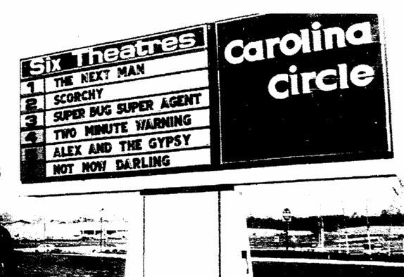 Carolina Circle 6 Theater