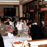 <p>Crocodile Dundee Press night – June 23rd 1988<br>A nice view of the foyer.</p>