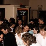 Crocodile Dundee Press night - June 23rd 1988