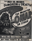 Manos Theater Dr. Phil Morris & Dungeon of Death