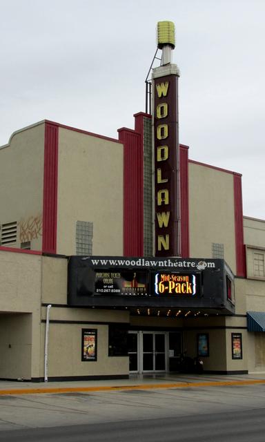 Woodlawn Theatre San Antonio, Texas