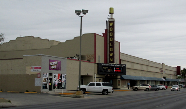 Street View of Woodlawn Theatre