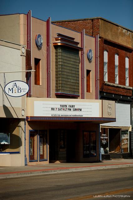 Route 66 Movie Theatre