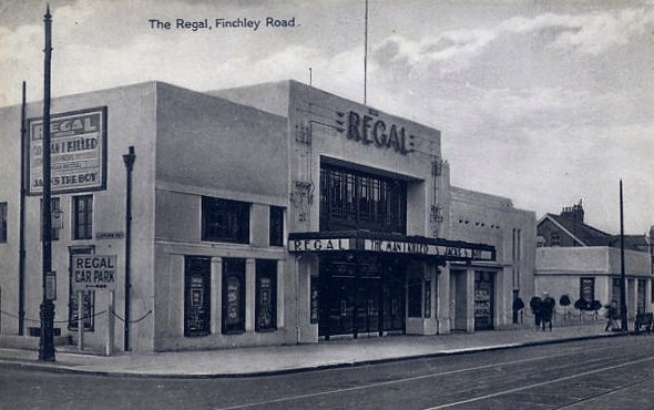 Regal Cinema In London Gb Cinema Treasures